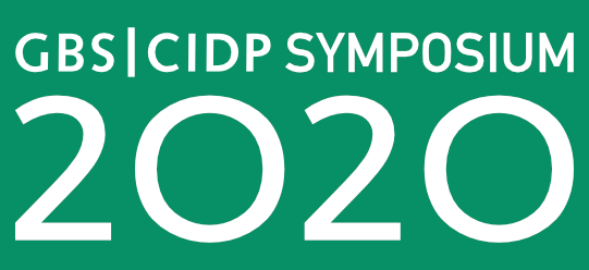 GBS CIDP 2020 Symposium logo